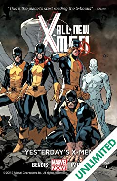 All-New X-Men Vol. 1: Yesterday's X-Men